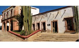Guanajuato Mineral de pozos Mexico Ruta aventura