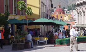 guanajuato mexico center